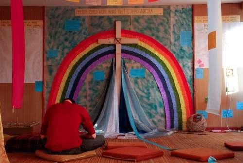 Ihop 24 house prayer room pictures
